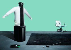 Business Idea: Ủi áo quần tự động