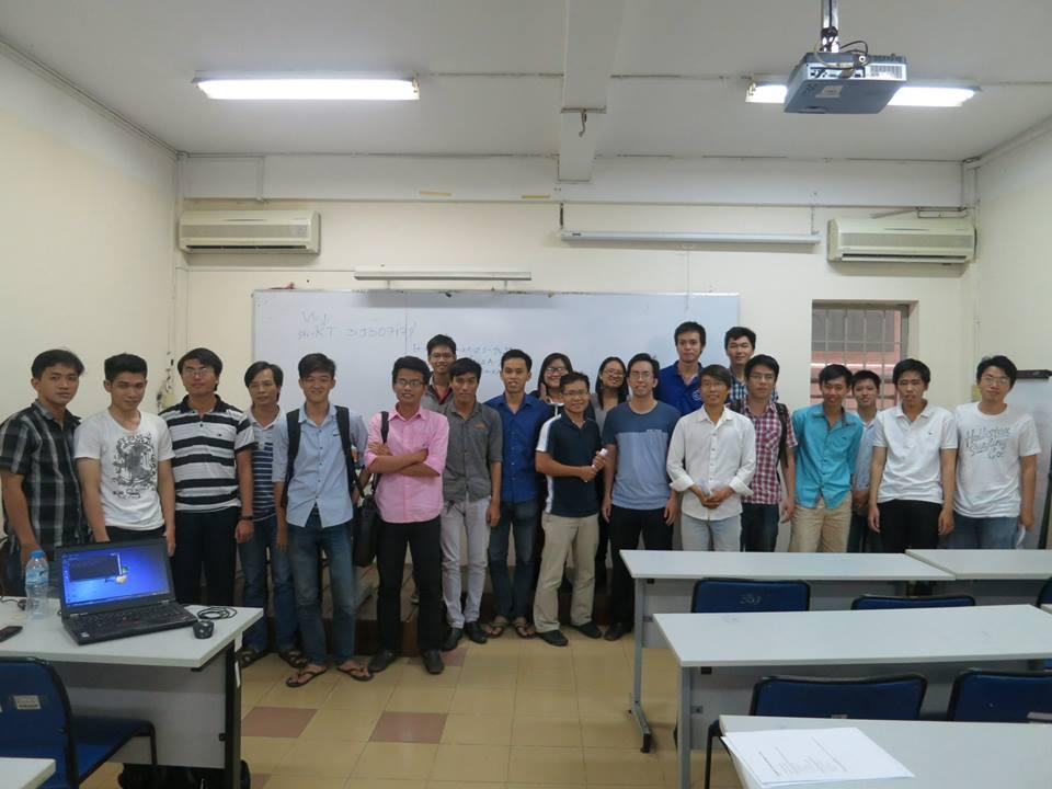 Python Saigon meetup lần 2