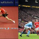 Bóng bàn & bóng đá