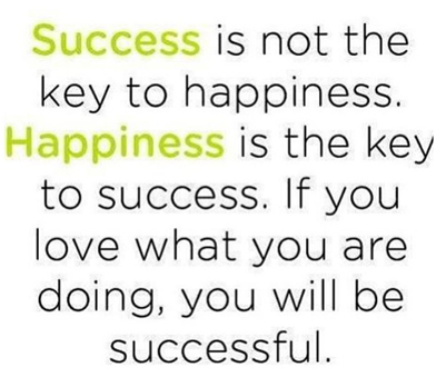 happiness_key_to_success