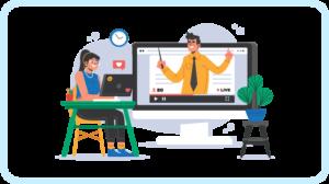 Học online có phải là tự học không?